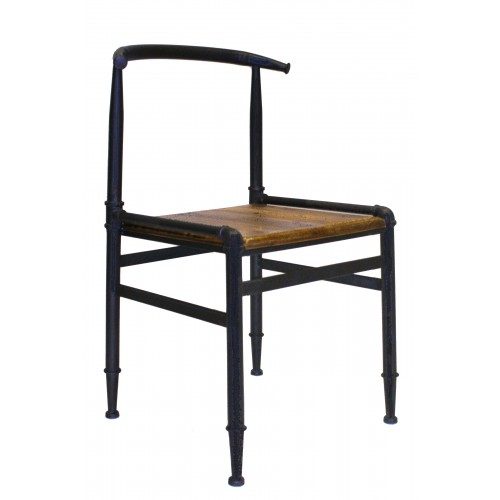 Brendan Dining Chair Dark Gray