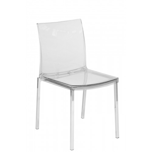 Elroy Dining Chair Clear