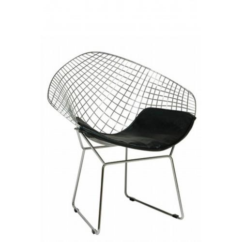 Galaxy Wire Mesh Chair