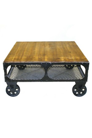 Alfred Coffee Table Dark Gray