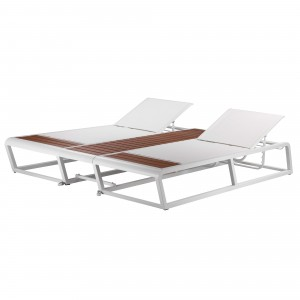 Avra Double Lounger
