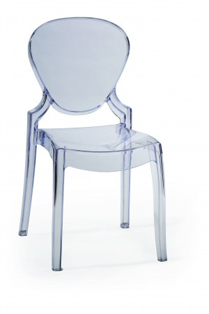 Azure Dining Chair Clear