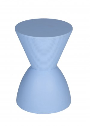 Bongo Side Table Blue