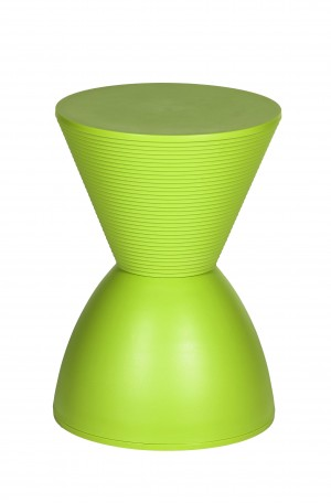 Bongo Side Table Green