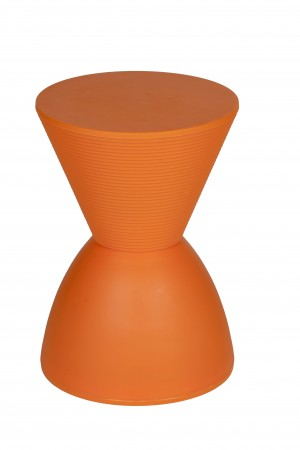Bongo Side Table Orange