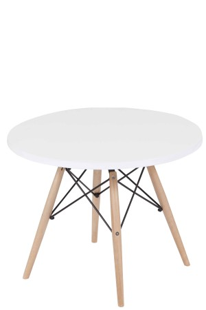 Children Daphney Table White