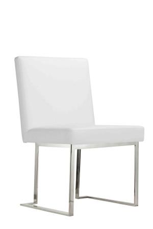 Silver Dexter Side Chair