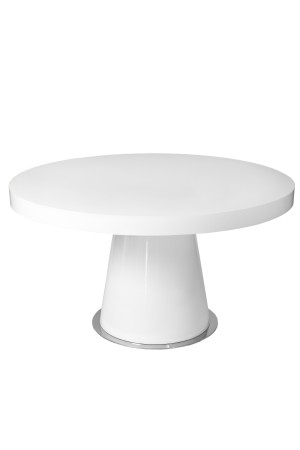 Ronald Dining Table White