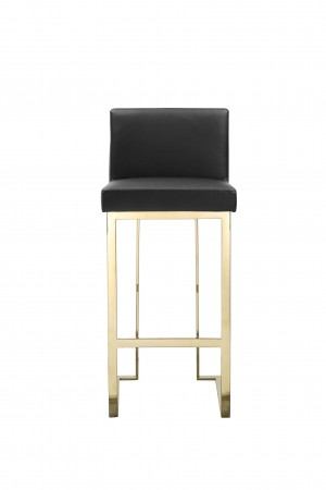 Gold Dexter Bar Stool