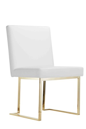 Gold Dexter Side Chair