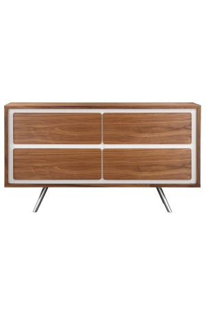Hal 4-Drawer Dresser