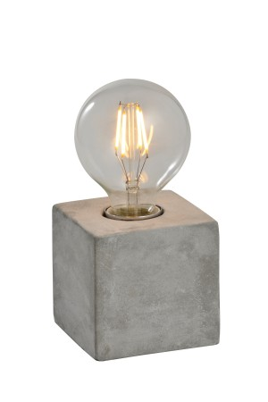 Katerina Table Lamp Concrete
