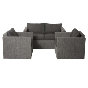 Lion Sofa Set Textilene Navy