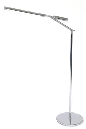 Lisa Floor Lamp Silver