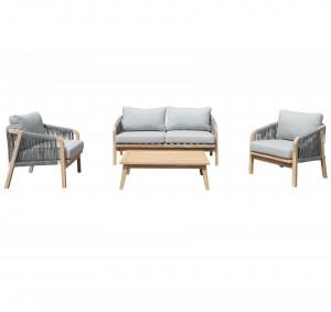 Lola 4 Piece Sofa Set