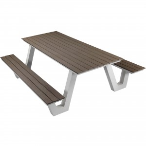 LUKAS OUTDOOR PICNIC TABLE