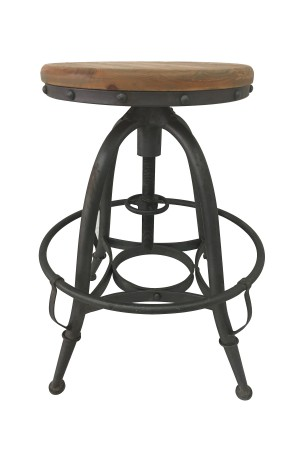 Mathew Stool Amber