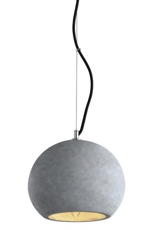 Miley Pendant Concrete