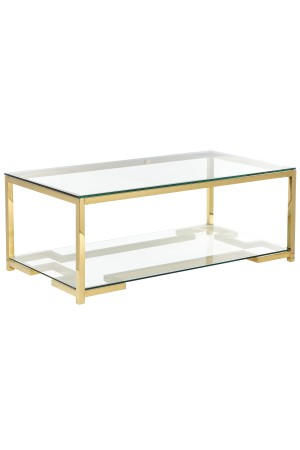 Nina Coffee Table Gold
