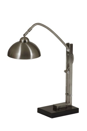 Rebekah Table Lamp Silver