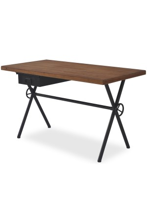 Robin Desk Dark Gray