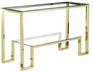 Laurence Console Gold