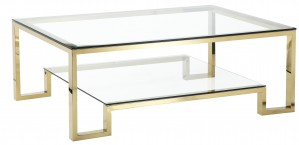 Laurence Coffee Table Gold