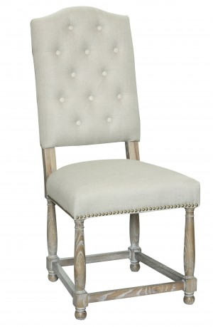 Michael Dining Chair Linen