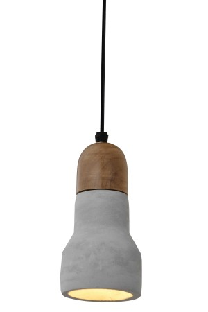Alana Pendant Lamp Concrete
