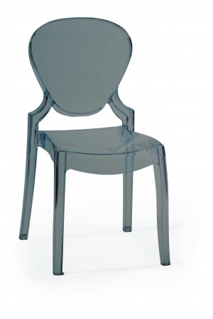 Azure Dining Chair Smoke