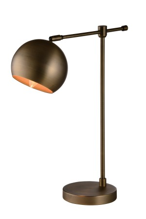 Bailey Table Lamp Brass