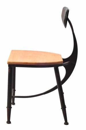 Cameron Dining Chair Dark Gray