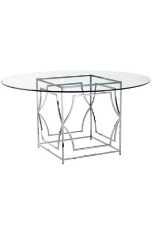 Edward Round Dining Table