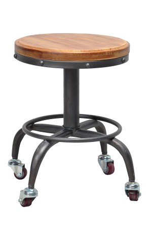 Gary Stool Dark Gray
