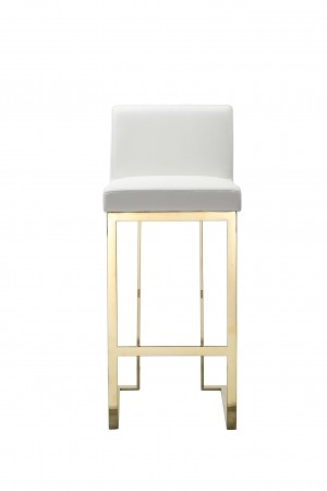 Gold Dexter Counter Stool