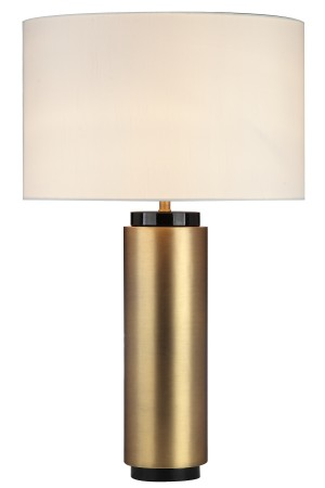 Jamie Table Lamp Brass