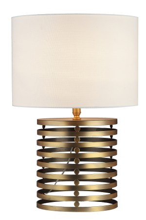 Janet Table Lamp Brass