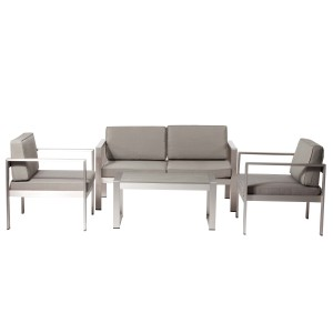 Karen Sofa Set Taupe