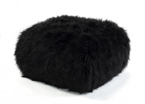 Lammy Cube Large Faux Fur