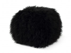 Lammy Cube Small Faux Fur