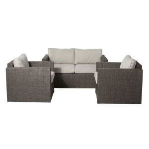 Lion Sofa Set Textilene Gold