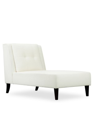Logan Chaise Bone