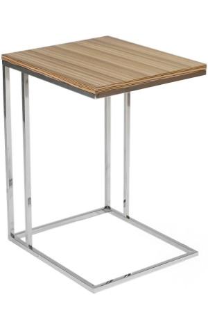 Dash Tray Table Zebrano