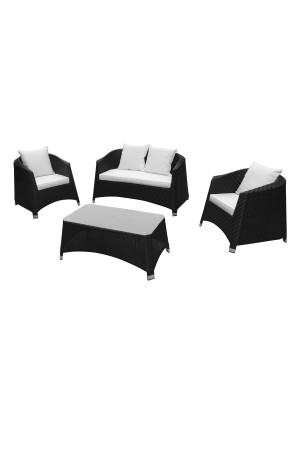 Venice 4 Piece Sofa Set