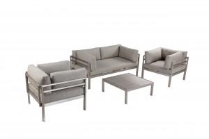 Cloud 4 Piece Sofa Set